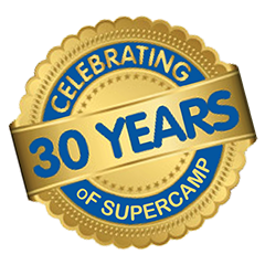Supercamp celebrating 30 years