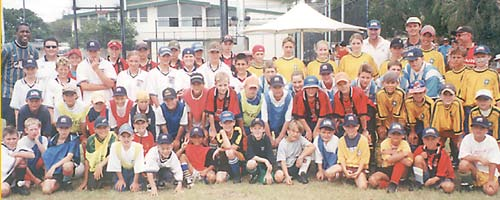 A past Supercamp Soccer camp