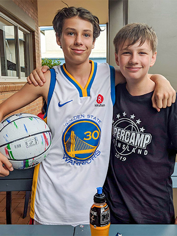 Images of the Toowoomba Basketball Supercamp