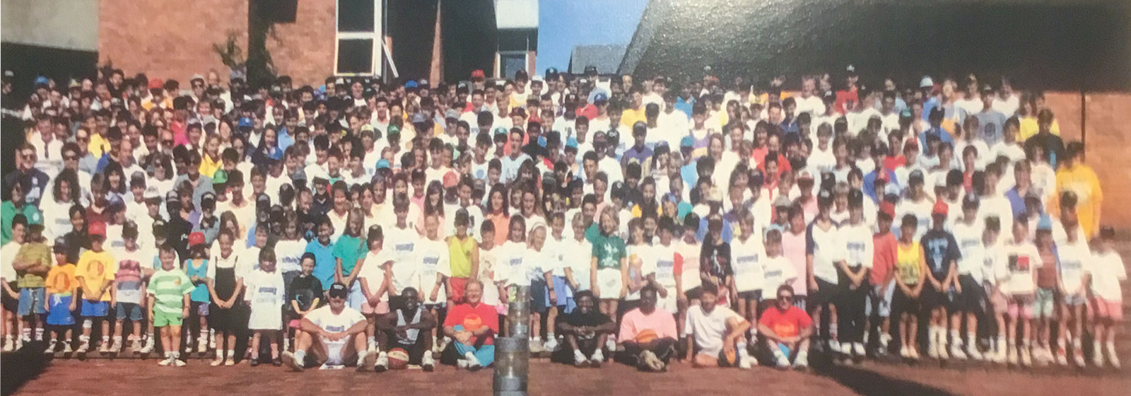 1990 Toowoomba Supercamp group shot