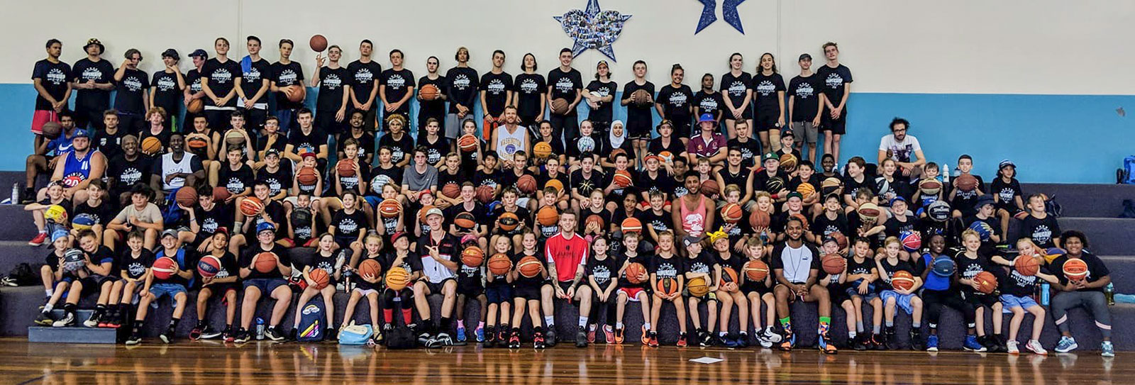2019 Toowoomba Supercamp group shot